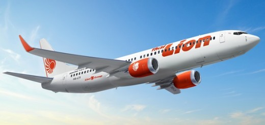 Máy bay Thai Lion Air